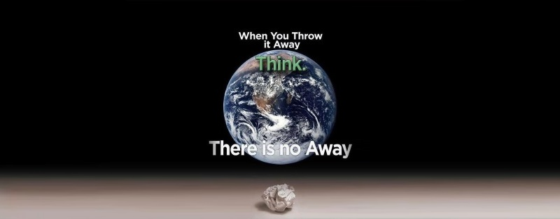 There is no away
